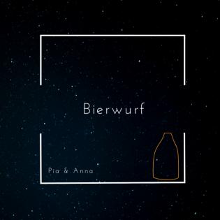 19: Hauptfrau-Bierwurf
