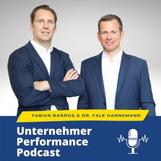 #1 Unternehmer Performance Podcast: Deine Formel für Erfolg, Mindset, Produktivität, Schlaf, Fitness und Ernährung!