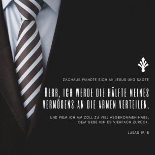 Lukas 19, 8