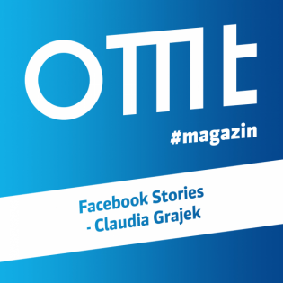 OMT Magazin #163   Facebook Stories (Claudia Grajek)