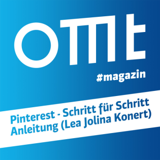 OMT Magazin #215 | Pinterest - Schritt für Schritt Anleitung (Lea Jolina Konert)