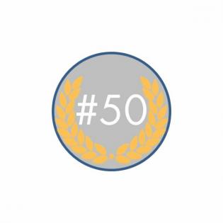 Nummer 50 und wir sind großartig!