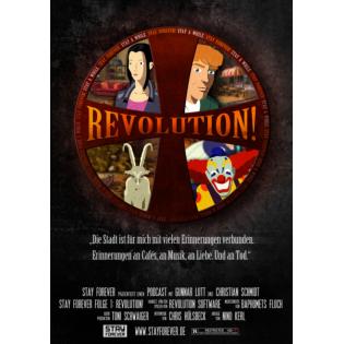 Revolution! (Stay Forever, Folge 1)