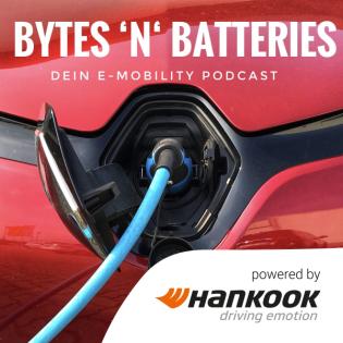 Bytes 'n' Batteries #44 - Elektromobilität aus dem Schwarzwald mit Rebecca von deer mobility solutions