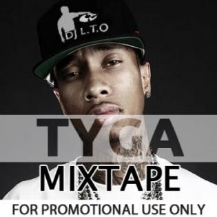 DJ Lito Tyga | Black Music Mixtape Tyga Mixtape