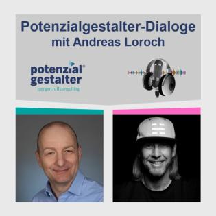 Andreas Loroch, Co-CEO VORSPRUNGatwork