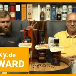 Whisky.de Award August 2021
