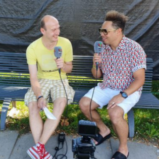 Marc Sway im Heitere Interview