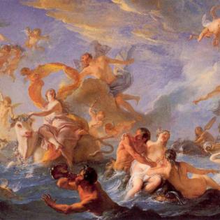 Geschichtsstunde: 01   Entstehung der Götter und der Welt in der Griechischen Mythologie