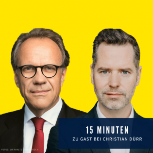 Wie kann man Flüchtlingen eine Perspektive bieten, Peter Ruhenstroth-Bauer?