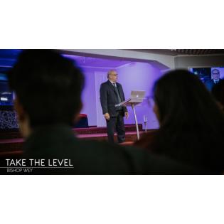 Take the level II Bishop Raymond Wey