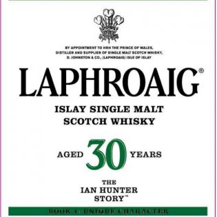 "News: Neue Serie? Laphroaig 30 Jahre ""The Ian Hunter Story"""