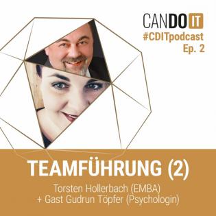 CanDoIT Podcast: Teamführung II