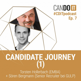 CanDoIT - Podcast - Candidate Journey I