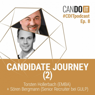 CanDoIT - Podcast - Candidate Journey II