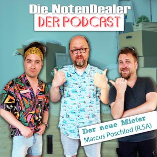 Folge 8 - Der neue Mieter: R.SA-Moderator Marcus Poschlod