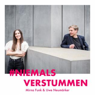 Mirna Funk & Uwe Neumärker über Menschen als lebende Geschichte und warum Judentum eine feministische Religion ist
