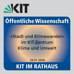 Das KIT-Zentrum Klima und Umwelt stellt sich vor