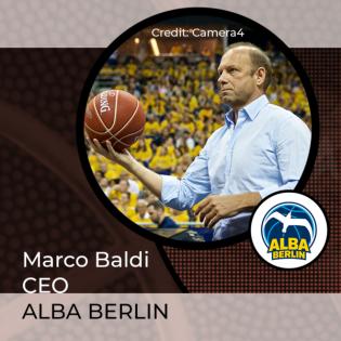 REAL TALK 12! ALBA BERLIN - Der Macher | Gast: Marco Baldi | CEO