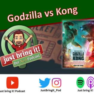 Godzilla vs Kong - Ein echter Monsterfilm