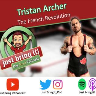 Tristan Archer - The french revolution (English)