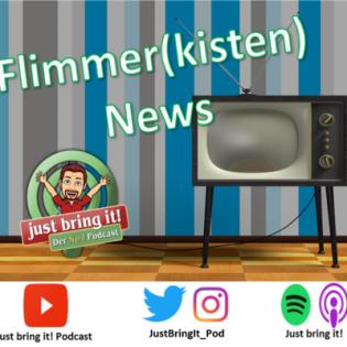 Flimmernews Juli 21 #02 - Fantasy und mehr (Last of Us, Witcher und Co)