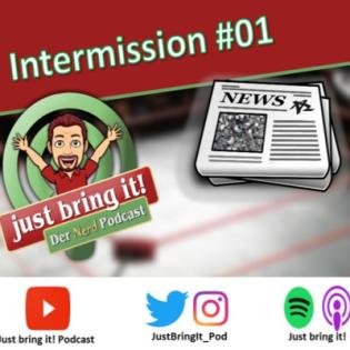 Intermission #01 - Ahuras Suspendierung, AEW Debuts, das neue NXT und vieles mehr