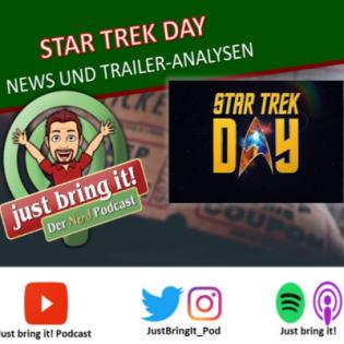 Star Trek Day - News und Trailer Analysen