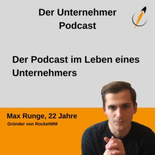 #001 Vorstellungsrunde - Wer bin ich, RocketWM & Podcast Struktur