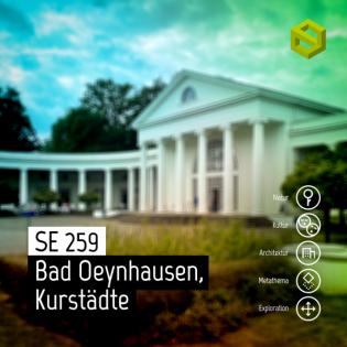 SE 259: Bad Oeynhausen, Kurstädte