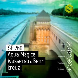 SE 260: Aqua Magica, Wasserstraßenkreuz