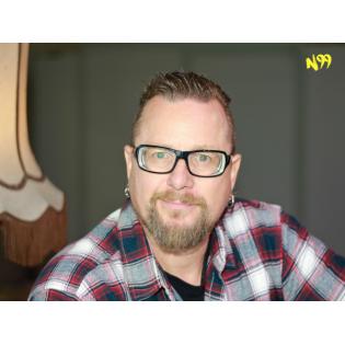 """N99   Lars Niedereichholz über Mundstuhl, Töchter und das zwölfte Bier - """"Ich habe vor kurzem ein Skateboard gekauft"""""""