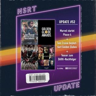 UPDATE #52: Marvel startet Phase 4 + Tom Cruise boykottiert Golden Globes + Teaser zum DARK-Nachfolger