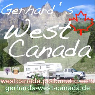 002 Der Westen Kanadas - ein erster Eindruck vom Süden British Columbias nach West Alberta