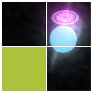 Kosmische Teilchenbeschleuniger