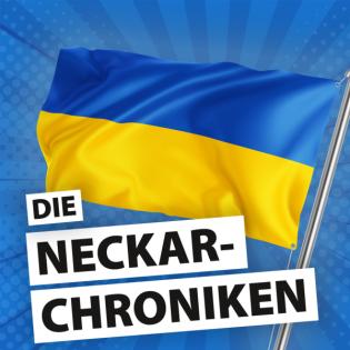 dNC08 - Homophober Vandalismus in Sulz, Fische in Gefahr in Mühringen, Neues von Olympia – Werbung: Rauschbart