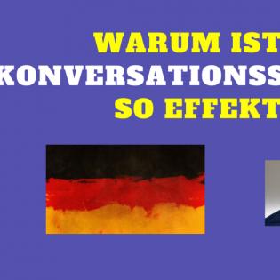 Warum ist der Konversationssimulator so EFFEKTIV? Lerne Deutsch mit kurzen Fragen und Antworten