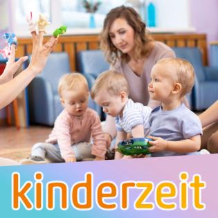 Kinderzeit-Podcast: Akademiker:innen in der Kita Zu Gast: Prof. Peter Cloos