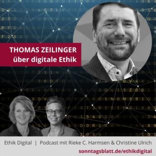 Thomas Zeilinger über Digitale Ethik