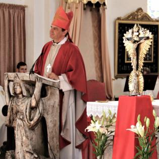 325 Jahre Wallfahrt zum Herrgott von Tann - Predigt von Bischof Oster