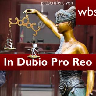 In dubio pro reo: Im Zweifel für den Angeklagten – Was heißt das?