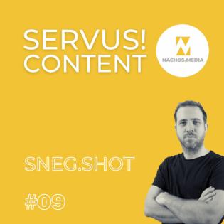 """""""Servus Content!"""" Folge #9 mit Celi und Irina von Sneg.Shot"""
