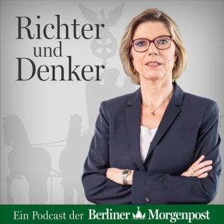 Richter und Denker - Sawsan Chebli, Staatssekretärin in der Senatskanzlei und Bevollmächtigte Berlins beim Bund