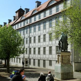 Geschichten aus Sachsen Anhalt: Freundeskreis Franckesche Stiftungen