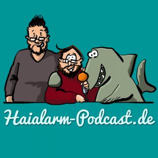 HAP001: Jurassic Shark, Ghost Shark und Sharknado