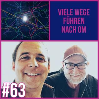 Episode 63 - Wir werden (fast) alle leben - fragt sich nur wie?