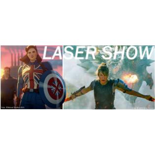 Laser Show 048: Monster Hunter