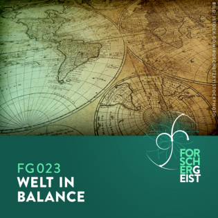 FG023 Welt in Balance