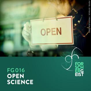 FG016 Open Science