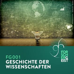 FG001 Geschichte der Wissenschaften